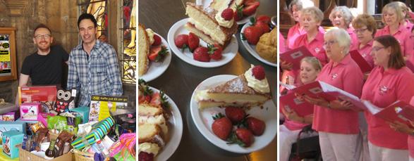 Strawberry Fayre News 2015 Pab Peterborough