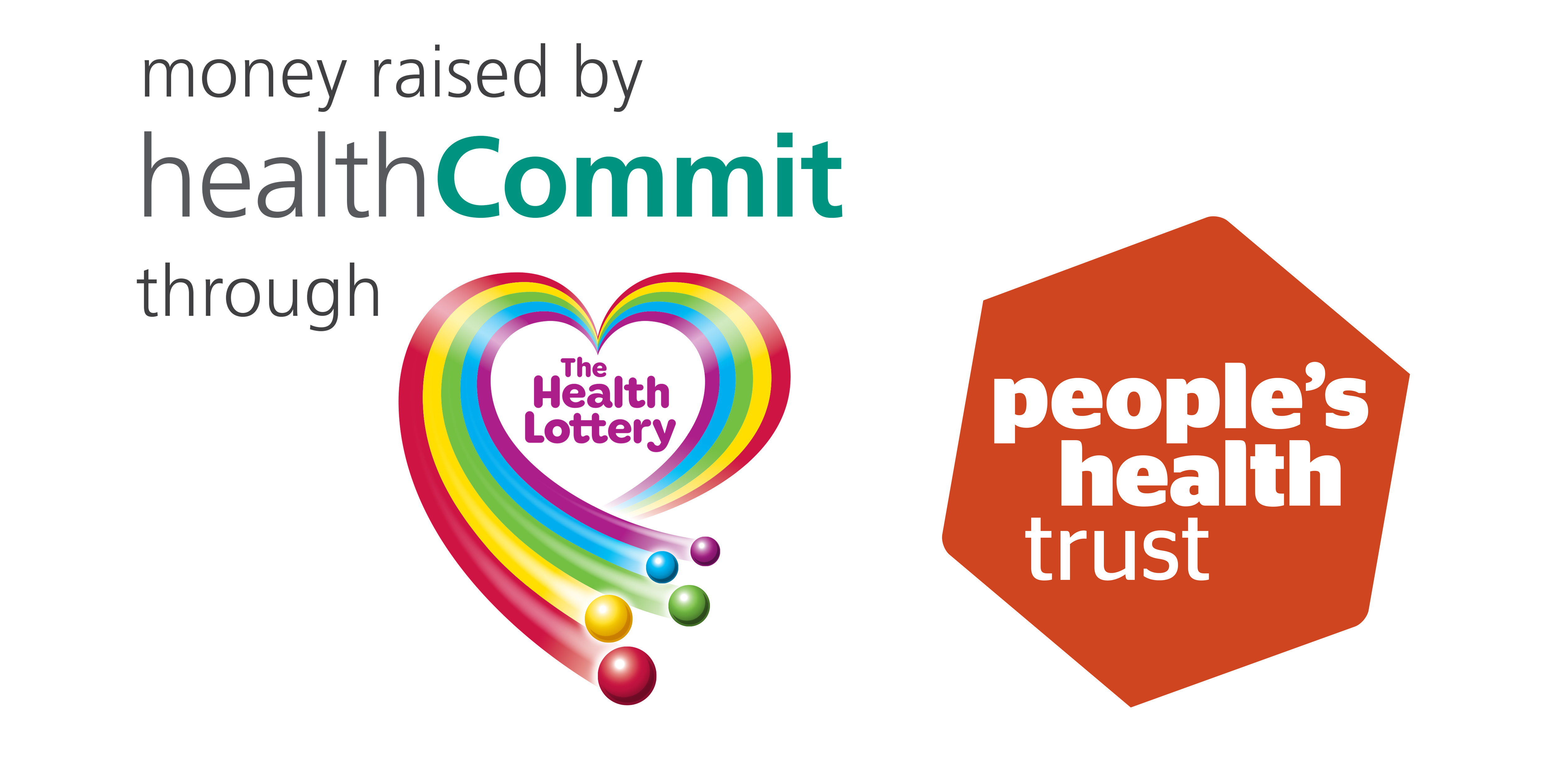 HealthCommit and People's Health Trust Logo