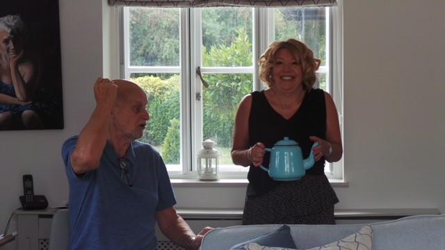 A Teapot Shot!