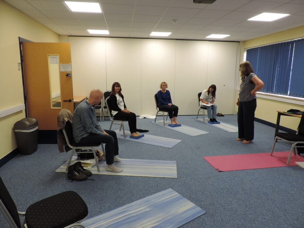 Yoga Taster Session
